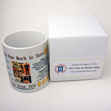 1931 Year In History Coffee Mug with Gift Box