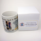 1932 Year In History Coffee Mug with Gift Box