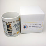 1933 Year In History Coffee Mug with Gift Box
