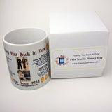 1934 Year In History Coffee Mug with Gift Box