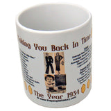 1934 Year In History Coffee Mug