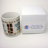 1935 Year In History Coffee Mug with Gift Box