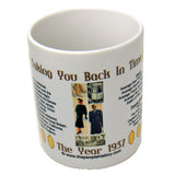 1937 Year In History Coffee Mug