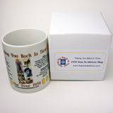1939 Year In History Coffee Mug with Gift Box
