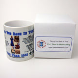 1941 Year In History Coffee Mug with Gift Box
