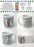 1948 Year In History Coffee Mug with Gift Box