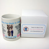 1951 Pink Year In History Coffee Mug with Gift Box