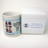 1952 Blue Year In History Coffee Mug with Gift Box