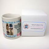 1952 Pink Year In History Coffee Mug with Gift Box