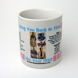 1952 Year In History Coffee Mug