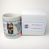 1953 Pink Year In History Coffee Mug with Gift Box