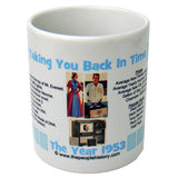 1953 Year In History Coffee Mug