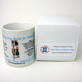1954 Blue Year In History Coffee Mug with Gift Box