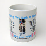 1954 Year In History Coffee Mug