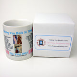 1957 Pink Year In History Coffee Mug with Gift Box