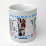 1957 Year In History Coffee Mug
