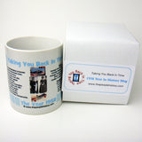 1958 Blue Year In History Coffee Mug with Gift Box