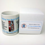 1959 Blue Year In History Coffee Mug with Gift Box