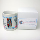 1959 Pink Year In History Coffee Mug with Gift Box