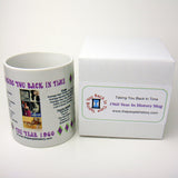 1960 Year In History Coffee Mug with Gift Box