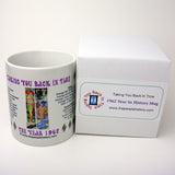 1962 Year In History Coffee Mug with Gift Box