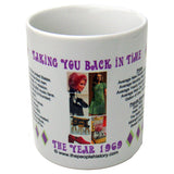 1969 Year In History Coffee Mug