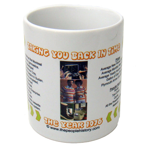 1976 Year In History Coffee Mug