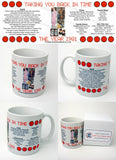 1981 Year In History Coffee Mug with Gift Box