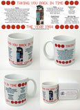 1984 Year In History Coffee Mug with Gift Box