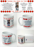 1985 Year In History Coffee Mug with Gift Box