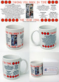 1986 Year In History Coffee Mug with Gift Box