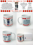 1988 Year In History Coffee Mug with Gift Box