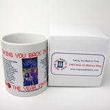 1989 Year In History Coffee Mug