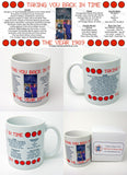 1989 Year In History Coffee Mug with Gift Box