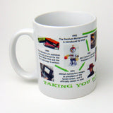 Ninties Decade In History Coffee Mug
