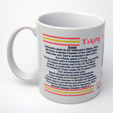 1992 Year In History Coffee Mug