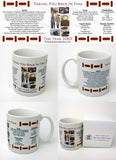 2007 Year In History Coffee Mug with Gift Box