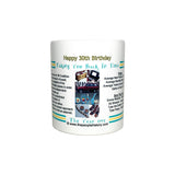 Happy 30th Birthday Coffee Mug