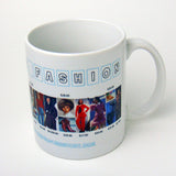 Seventies Fashion History Coffee Mug