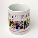 Thirties Fashion History Coffee Mug