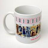 1930's Fashion History Coffee Mug
