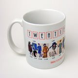 1920's Fashion History Coffee Mug