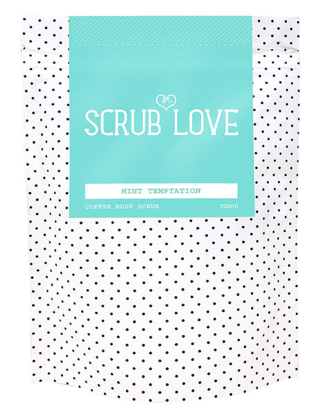 Coffee Scrub <br> Mint Temptation