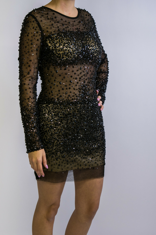 VA VA VOOM Sequin Dress