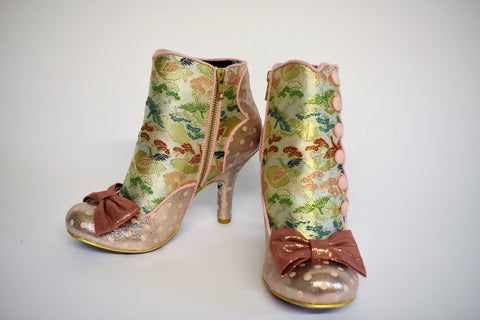 Irregular Choice Heels Golden Years