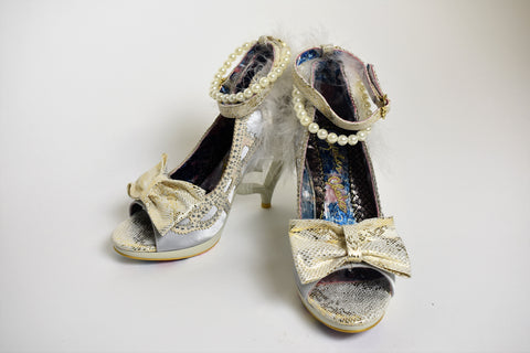 Irregular Choice Heels Tingle Tastic