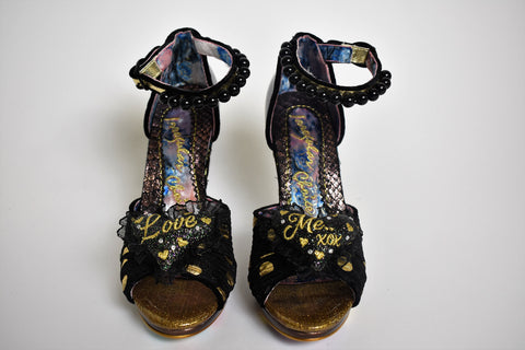 Irregular Choice Heels Shoely Not