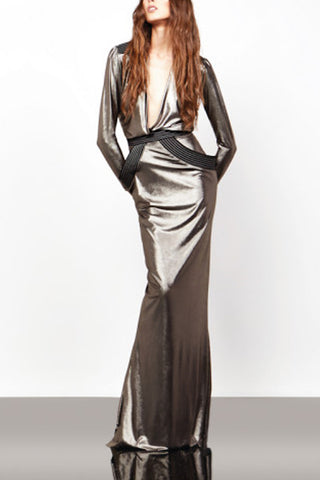 Zhivago Espionage Gown
