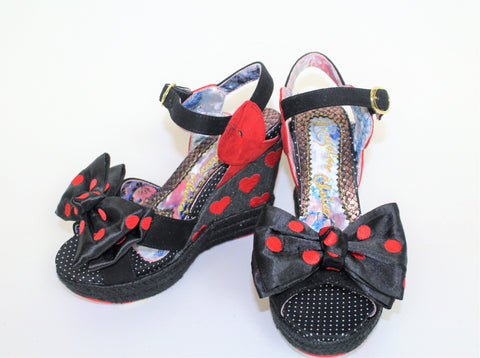 Irregular Choice Heels Wash n' Dry