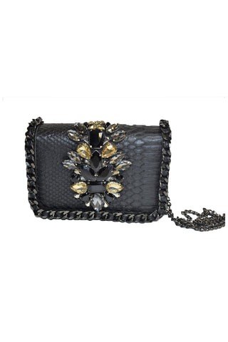 Inzi Boujee Black Purses